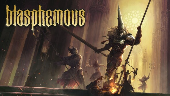 New Blasphemous trailer out now!