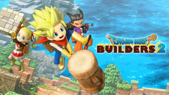 Explore, build and create in the downloadable demo of Dragon Quest Builders 2