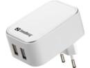 Sandberg AC Charger Dual USB 2.4+1A EU – Hardware Review