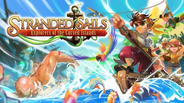 Stranded Sails crosses Harvest Moon with Zelda and it's coming to consoles this October!