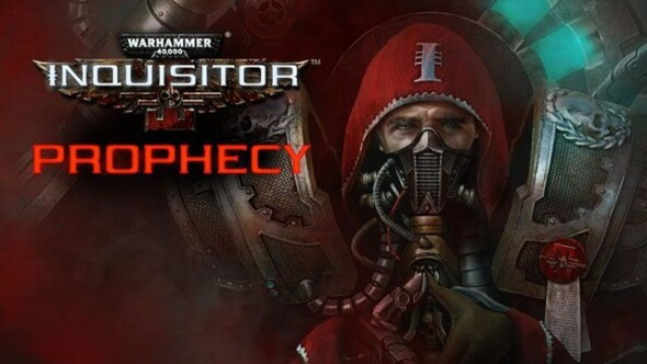 Warhammer 40,000: Inquisitor – Prophecy out now on Steam!