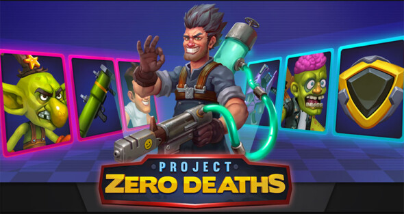 Project Zero Deaths blasts its way to Android and iOS today.