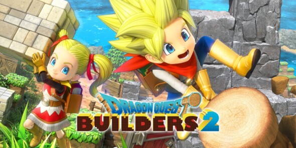 Dragon Quest Builders 2 released on Steam