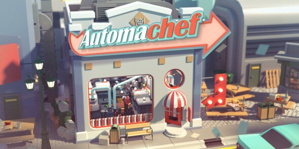 Automachef – Celebrate Chinese New year with Eastern dishes!