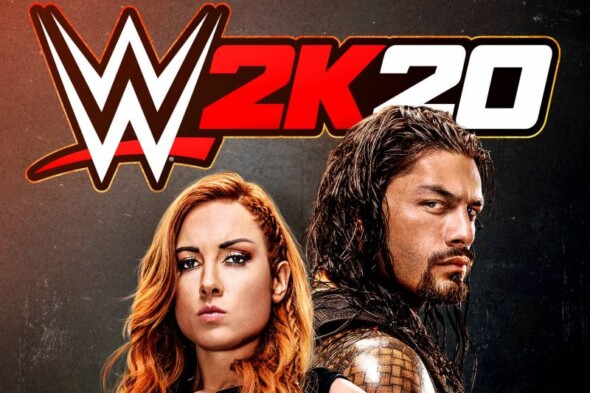 Take WWE 2K20 by storm with your male or female MyPlayer