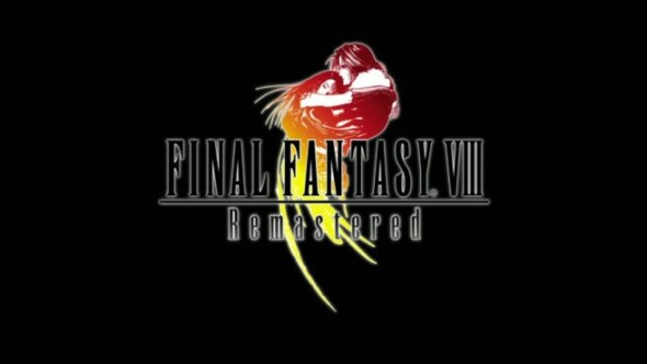 Final Fantasy VIII remastered releases today