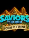Test your mettle in the Tombs of Terror
