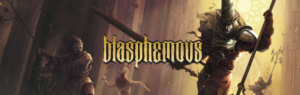Brutal action-adventure Blasphemous out now