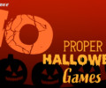 10 proper games to play this Halloween! Easily-accessible for multiple platforms
