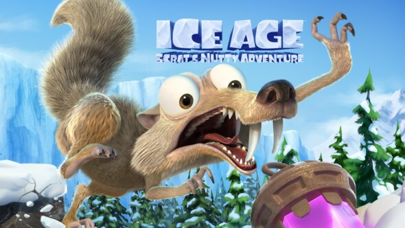 Ice Age: Scrat's Nutty Adventure – Out Now!
