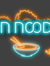 Mesmerizing food being made in Neon Noodles, on Early Access soon