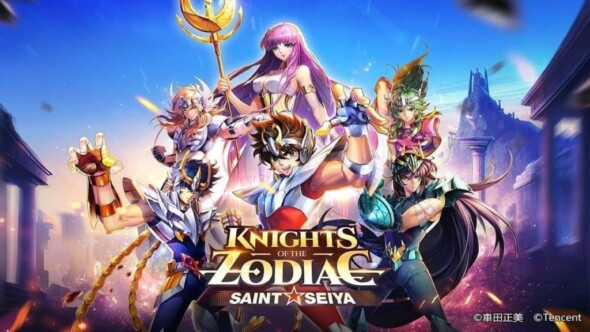 Mobile game Saint Seiya Awakening also does Halloween with Feast of the Undead