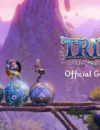 New trailer brings Trine 4: The Nightmare Price's adventurers up to speed