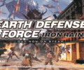 Earth Defense Force: Iron Rain launches for PC via Steam