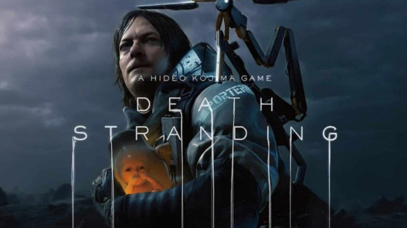 Death Stranding releases today