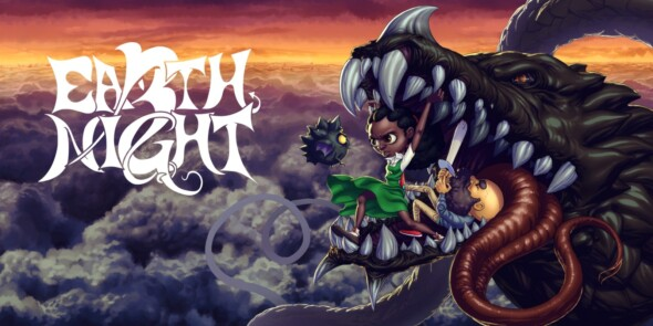 Dragon Apocalypse Platformer EarthNight Strikes PS4 Today