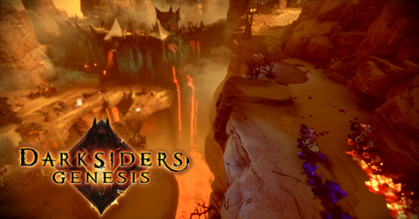 New gameplay trailer for Darksiders Genesis shows off customizable demon slaying