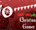10 (not so) jolly Christmas games!