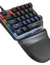 Sandberg RageStorm Mechanical Gaming Keypad – Hardware Review
