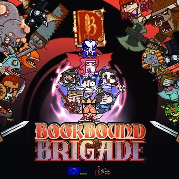 Bookbound Brigade release announced