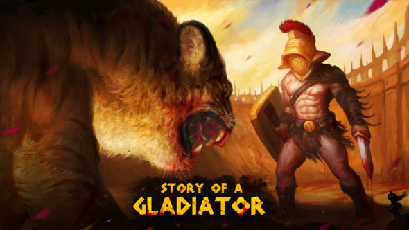 Story of a Gladiator fights its way onto Android and iOS for mobile users