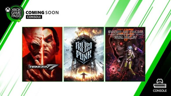 Xbox Game Pass January games list