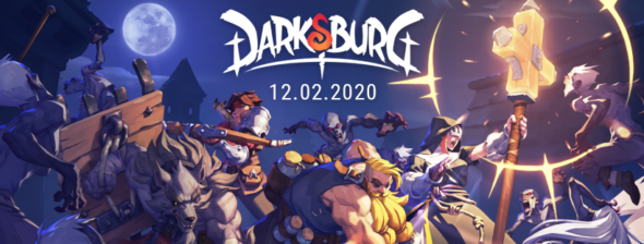 Darksburg released on Steam Early Access