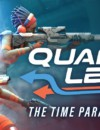 Quantum Leap (that trippy time-related competitive shooter) almost in Early Access