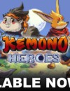 Kemono Heroes is now available on Nintendo Switch