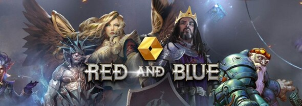 More details for Red and Blue revealed, including card mechanics