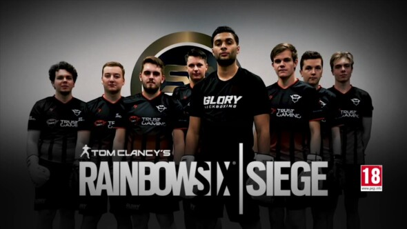 Dutch documentary 'Soldiers' from Ubisoft about Siege