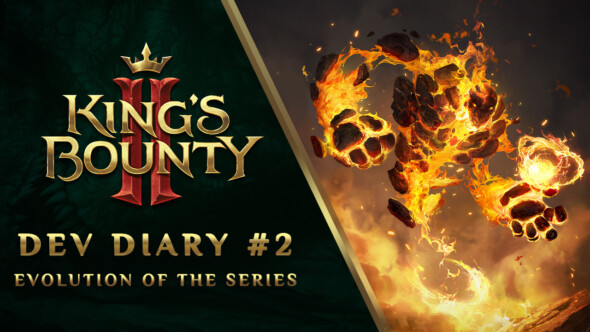Second Dev Diaries released for King's Bounty II
