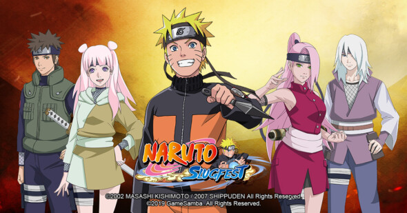 First Naruto mobile open world MMORPG announced