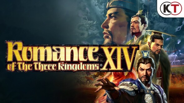 Romance of The Three Kingdoms XIV Diplomacy & Strategy Expansion Pack details here