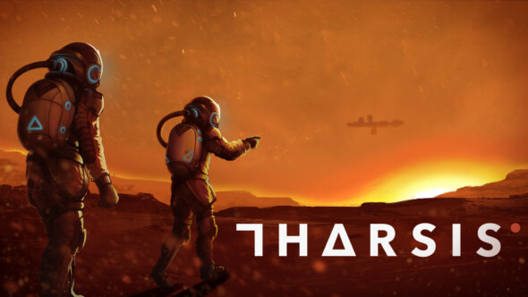 Switch release announced for Tharsis