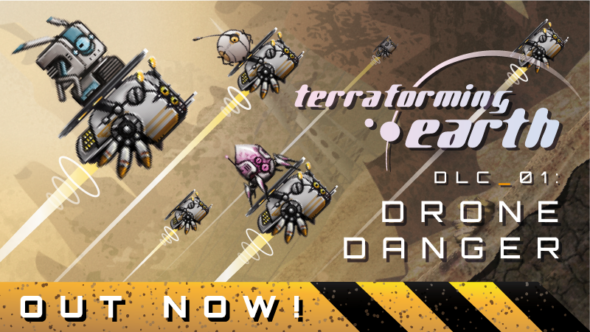 Terraforming Earth – First free DLC is here!