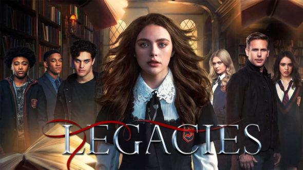 Legacies season 1 – available on DVD on May 6th