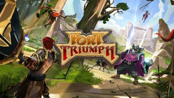 Fort Triumph gets a big update and week-long promo on Steam