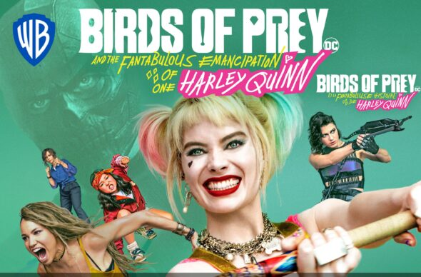 3rd Strike Com Birds Of Prey Coming To Dvd And Blu Ray Soon