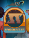 Chaotic Cooperative Party Game Spaceteam VR releases on Steam