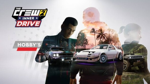 The Crew 2 introducing hobby's