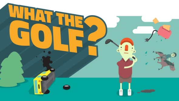 What the Golf? secures a Switch release date