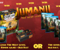 Contest: Jumanji: The Next Level, Escape Room, Blu-rays and DVDs!