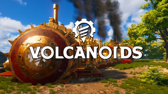 Can you dig it!? Steam Workshop comes to Volcanoids this October!