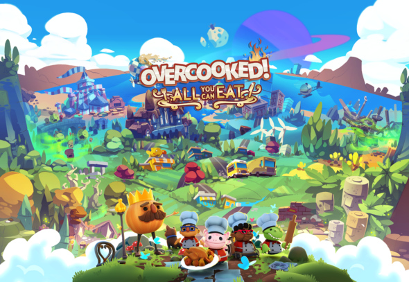 Overcooked! All You Can Eat is heated to make its way onto PC and other consoles