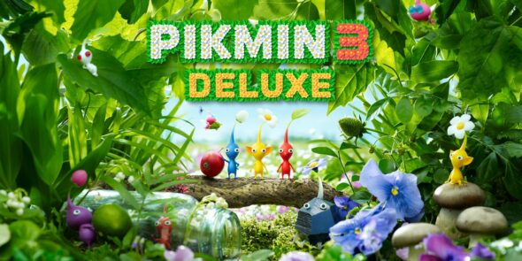 3rd Strike Com Pikmin 3 Deluxe Is Launching On Nintendo Switch This October 30