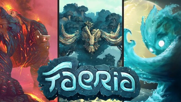 Faeria out now on Xbox One and Switch