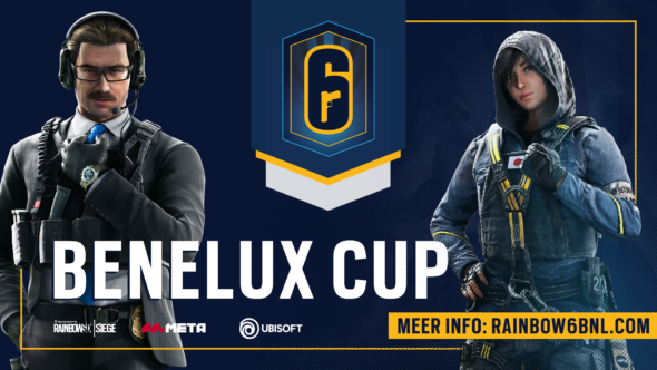 Rainbow Six Benelux Cup set for October 26th