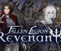 Fallen Legion Revenants is launching in February 2021 for PS4 and Nintendo Switch!