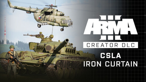 Arma3 gets a brand new indepdendent creator DLC!